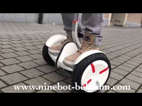 1er trailer ninebot Mini pro HD